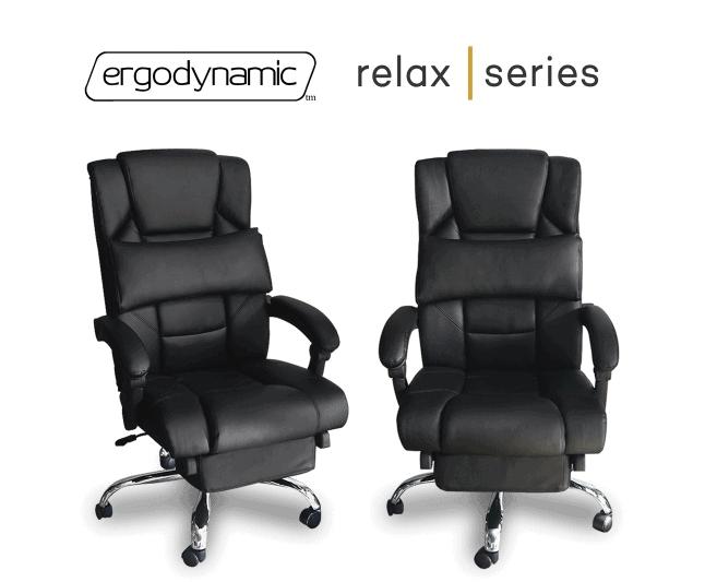 Ergodynamic Relax-LHT