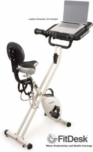 FitDesk Desk Exercise Bike 2